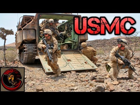 Combat Mission: USMC - Marine Corps Advance