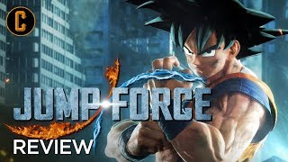 Jump Force Review - How Does It Stack Up Against Other Fighting Games?