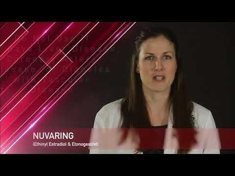 NuvaRing Or Ethinyl Estradiol & Etonogestrel Information (dosing, Side Effects, Patient Counseling)