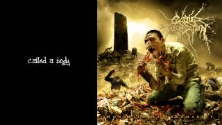 Cattle Decapitation - Do Not Resuscitate [Lyrics]