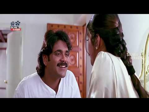 Nagarjuna And Tabu Romance - Aavida Maa Aavide Movie Scenes | Telugu Comedy | Silver Screen Movies