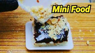 Satisfying MERMAID CAKE Decorating Ideas  Miniature Cake Recipes  Mini Food  Shorts