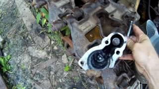 ДТ-75. Уничтожаю регулятор и ремонтирую подкачку топлива