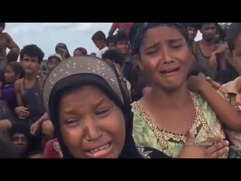 Indonesia: Rohingya Rescue on Smugglers' Boat