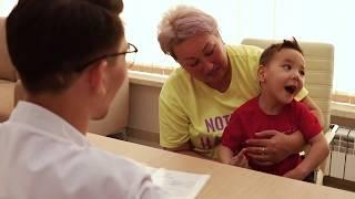 Лечение ДЦП стволовыми клетками: отзыв пациента
