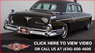 1955 Chrysler Imperial Limousine || SOLD