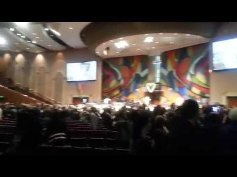 Natalie Coles Celebration at West Angeles Church