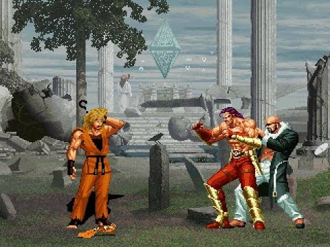 Bebum Ryo Vs Krauser & Mr.Big