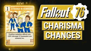 FALLOUT 76: How Does Card Sharing and CHARISMA Work in Fallout 76??
