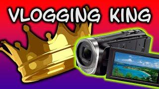 Sony HDR CX455 Best Vlogging Camera?