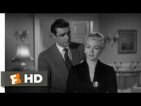 Another Time, Another Place (3/9) Movie CLIP - I Can't Come Back Tonight (1958) HD