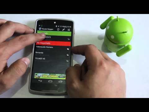 Tutorial Descrifrar Claves Wifi En Android Con Router Keygen