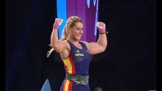 Lidia VALENTIN (75kg) - ALL ATTEMPTS / 2017 WEIGHTLIFTING WORLD CHAMPIONSHIPS
