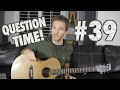 Question Time! Songsterr, Django, String Squeak and Bibio