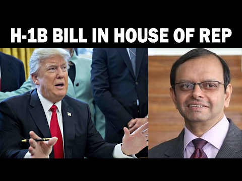 Donald Trump Introduces H-1B Bill In House Of Rep