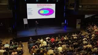 Смотреть видео Бизнес форум Москва. Александр Белгороков. Безграничная Сеть Рекомендаций онлайн