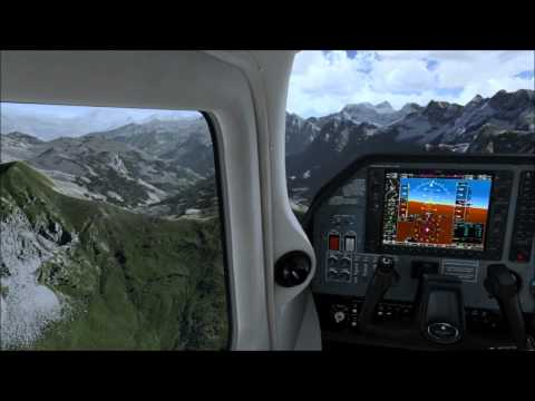 Into the Cockpit 5th - Mountain Flying part one
