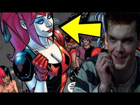 Harley Quinn Comes To Episode 22 And Gotham Season 4 ? - Gotham Season 3