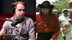 Macaulay Culkin On Michael Jackson Friendship