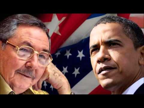 Why is Obama improving relations with Cuba?