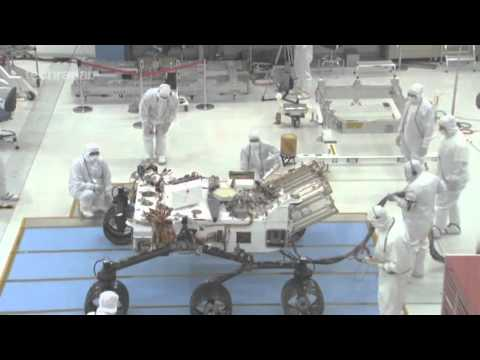 Mars Rover Curiosity: Design & Tech behind the most advanced Robot ever made