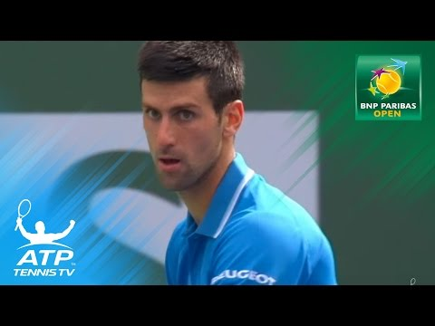 Hot Shots: Five of the best from Indian Wells