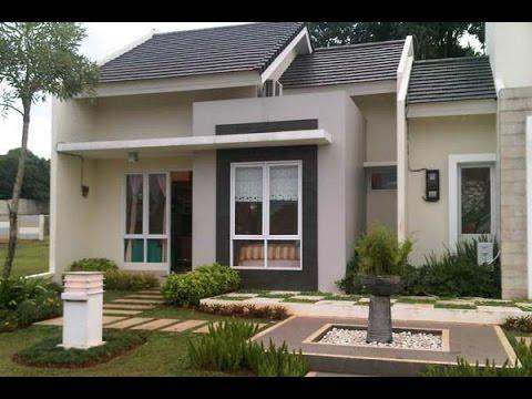 Desain Rumah Minimalis Type 45 2 Lantai Model Rumah Minimalis Type