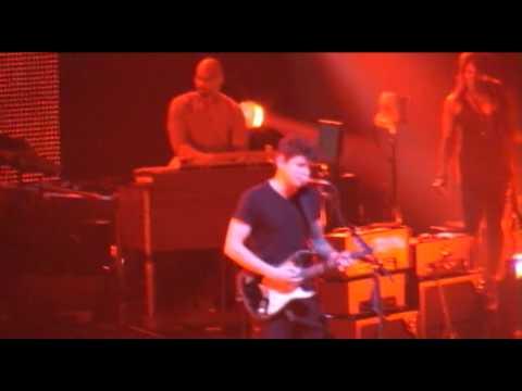 04 Slow Dancing In A Burning Room John Mayer Live Qwest Center Omaha Ne Youtube