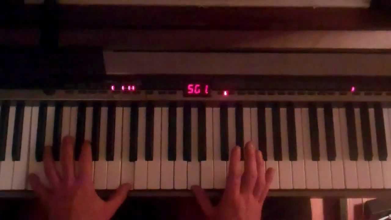 Piano Lesson The Beatles I Want You/She's So Heavy Part 1 YouTube