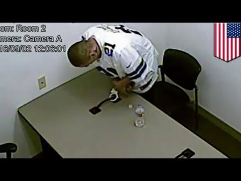 Murder suspect breaks handcuffs, makes great escape - TomoNews