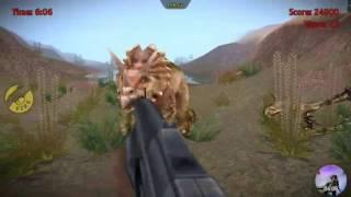 Carnivores Dinosaur Hunter | Survival Round 38 My Highest Round Ever