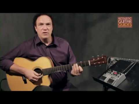 Introduction To Effects From Acoustic Guitar Youtube