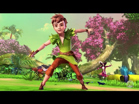 The New Adventures of Peter Pan Trailer