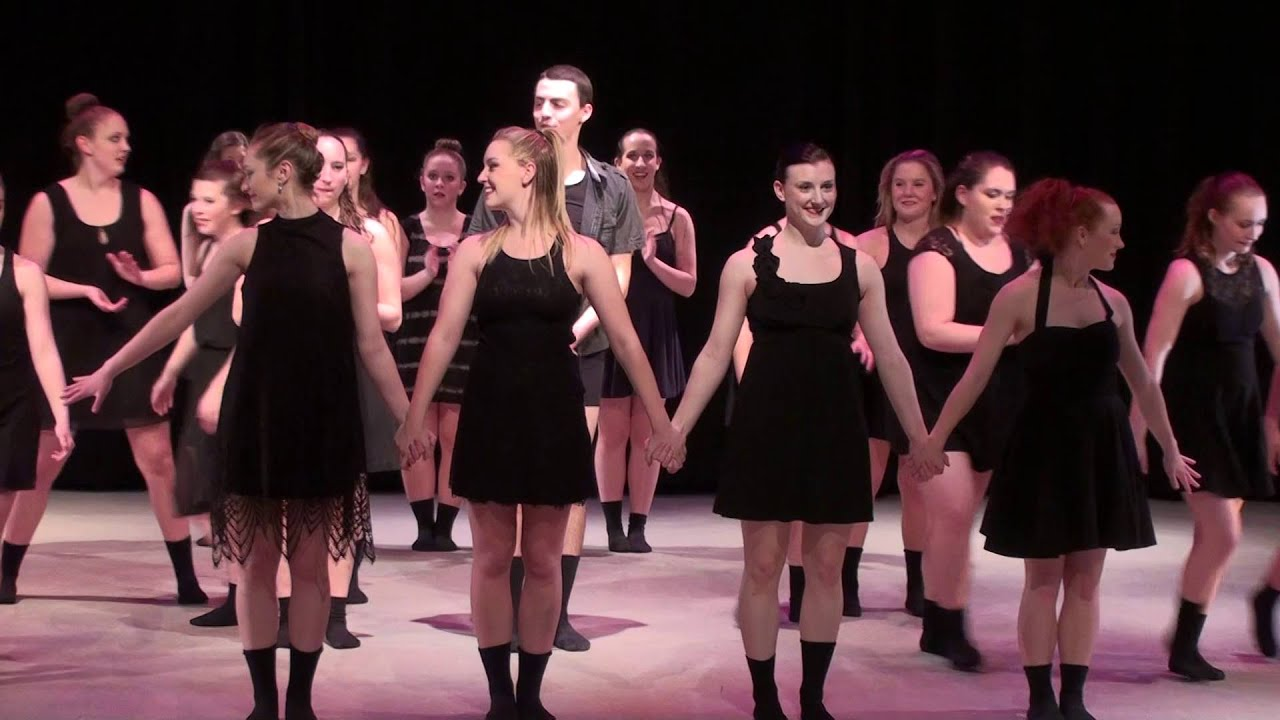 Alma College Dance Company Student Choreography Concert - Fast car 2016 song