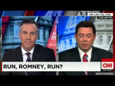 Jason Chaffetz: Romney checks 3 boxes that the other 2016 candidates don't