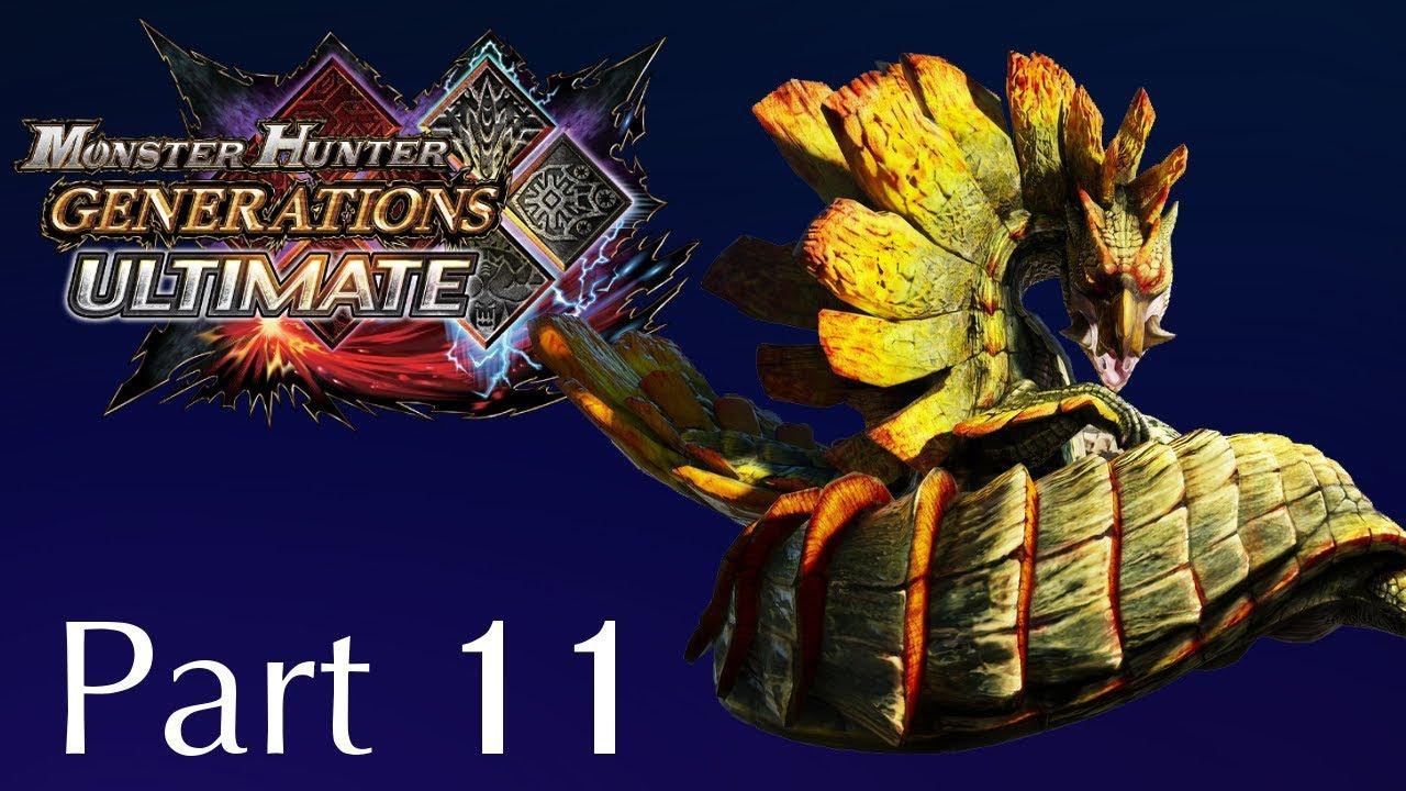 Monster Hunter Generations Ultimate -- Part 11: Navirou