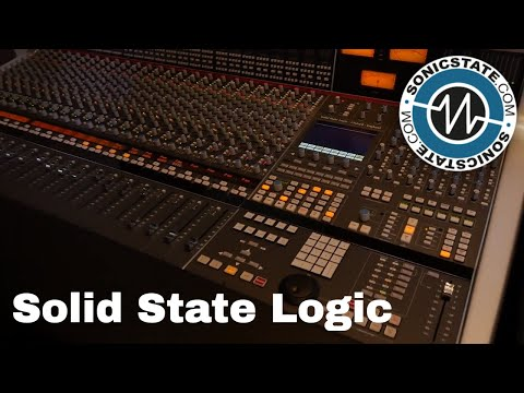 MESSE 2018: Solid State Logic - You'll Never Afford it...!