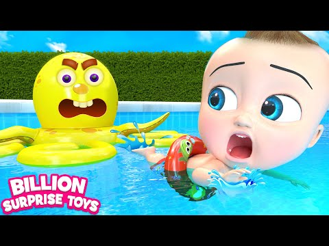 Colorful Water Slides | + More BST Songs For Kids