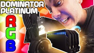 Corsair Dominator Platinum RGB Memory Review