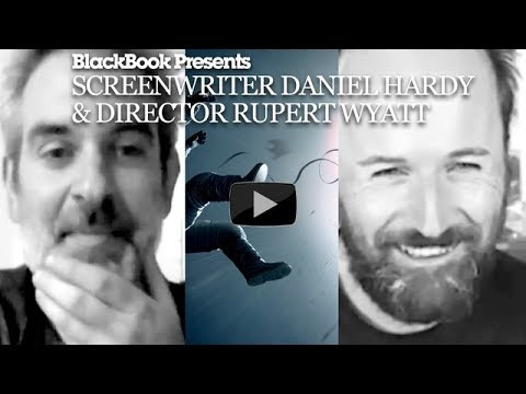 BlackBook's Inside Movies: Daniel Hardy and Rupert Wyatt on 'Gravity'