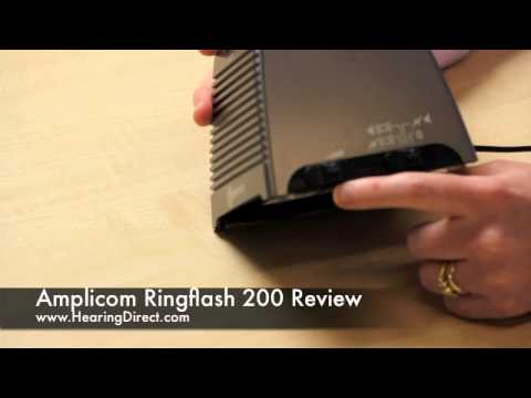 Amplicom Ringflash 200 Review By HearingDirect.com