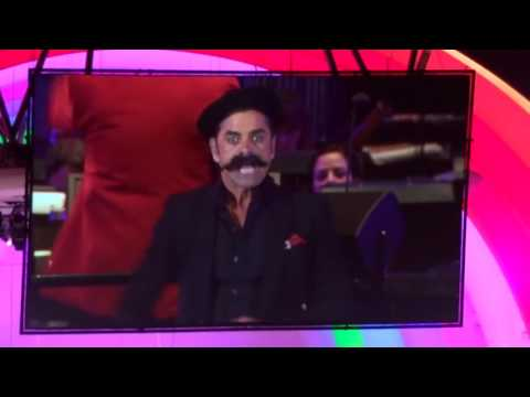 John Stamos as Chef Louis - Les Poisson (Little Mermaid Live at Hollywood Bowl)