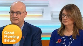 Former Home Secretary Jacqui Smith on the White House 'Doctored' Video | Good Morning Britain