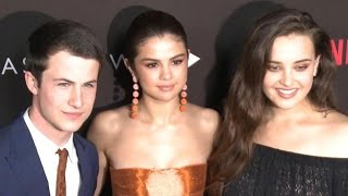 Selena gomez goes behind the camera for '13 reasons why'