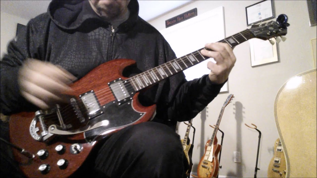 flirting with disaster molly hatchet lead lesson video youtube song 1