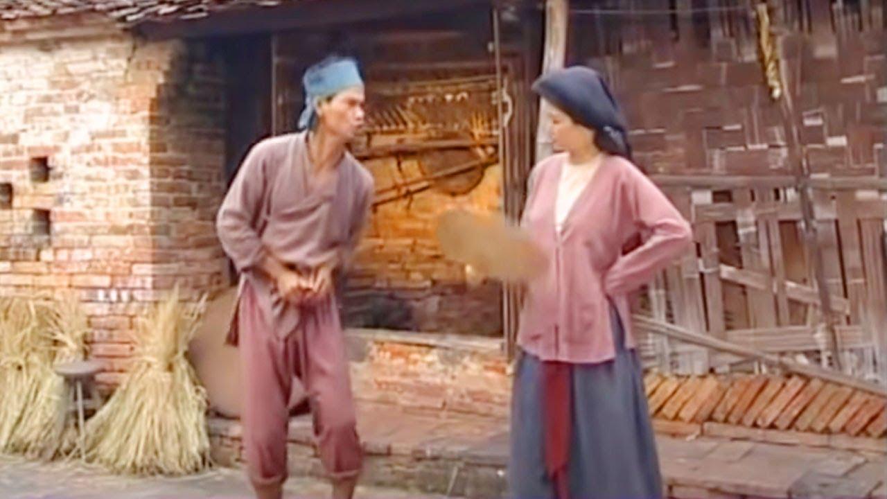 Hài Tết 2005 : RÂU QUẶP – Phim hài dân gian hay nhất