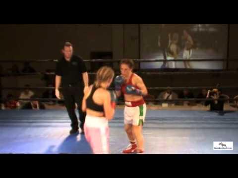 Femme Fatale 2012 - Sarah Pucek vs Lucia Larcinese