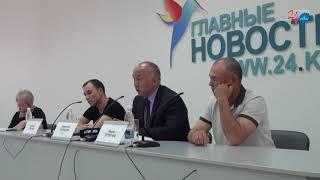 Пресс-конференция: обвиняемый, перенесший  пытки, против Прокуратуры Октябрьского района.