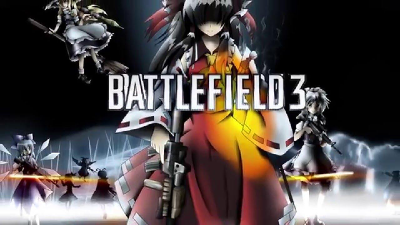 Wallpaper Gunslinger Girl Battlefield Anime Trailer Youtube