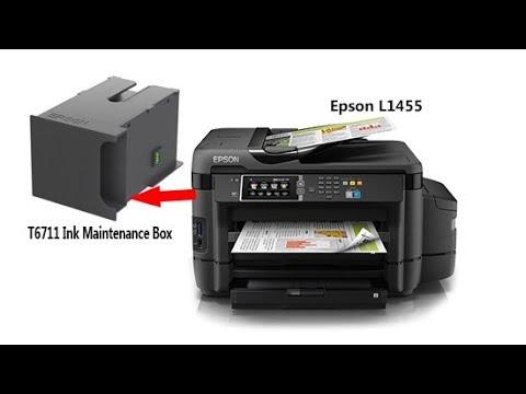Ink Maintenance Box T6711